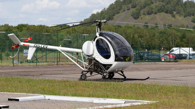 OO-LEV - Schweizer 269C - Crown Helicopters