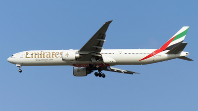 A6-ENE - Boeing 777-31HER - Emirates