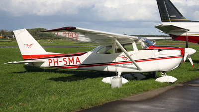 PH-SMA - Reims-Cessna F172H Skyhawk - Private