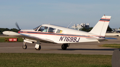 A picture of N7699J - Piper PA28R180 - [28R31099] - © Jeremy D. Dando