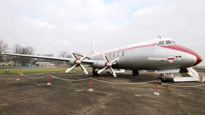 G-ALWF - Vickers Viscount 701 - British European Airways (BEA)