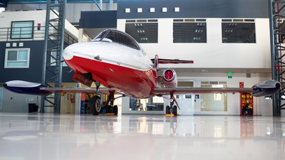 XB-NFE - Bombardier Learjet 25D - Private