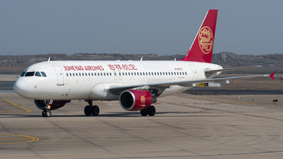 A picture of B6670 - Airbus A320214 - Juneyao Airlines - © Janson Button