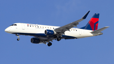 A picture of N254SY - Embraer E175LR - Delta Air Lines - © Jeremy D. Dando