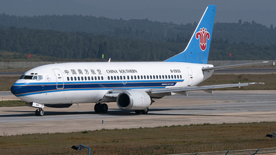 B-2953 - Boeing 737-3J6 - Air China