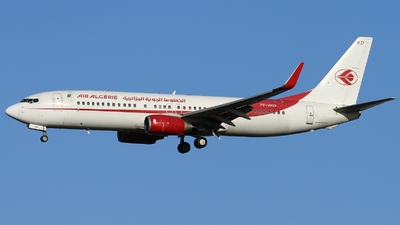 A picture of 7TVKD - Boeing 7378D6 - Air Algerie - © AL-Alan Lebeda