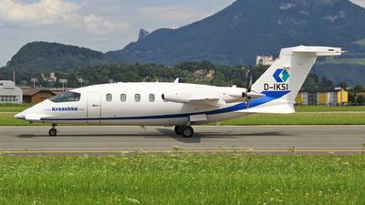D-IKSI - Piaggio P-180 Avanti II - Private