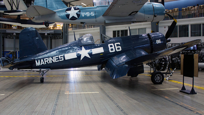 92246 - Goodyear FG-1D Corsair - United States - US Navy (USN)