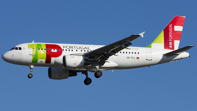 A picture of CSTTJ - Airbus A319111 - TAP Air Portugal - © Daniel Veronesi - RomeAviationSpotters