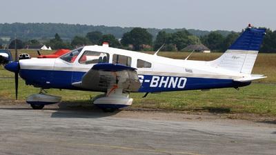 G-BHNO - Piper PA-28-181 Archer II - Private
