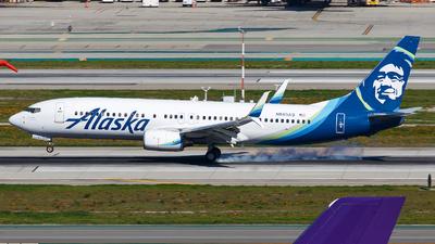 N565AS - Boeing 737-890 - Alaska Airlines