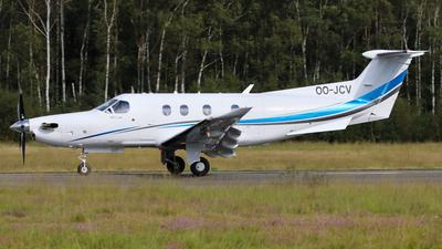 OO-JCV - Pilatus PC-12/47E - Private