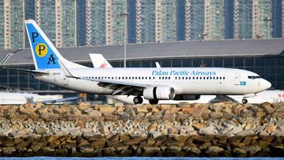 OM-FEX - Boeing 737-8Q8 - Palau Pacific Airways (Air Explore)