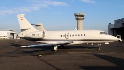 HB-IAJ - Dassault Falcon 2000EX - Private