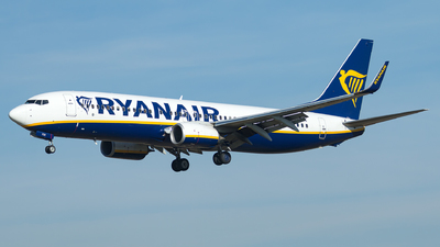EI-FRC - Boeing 737-8AS - Ryanair