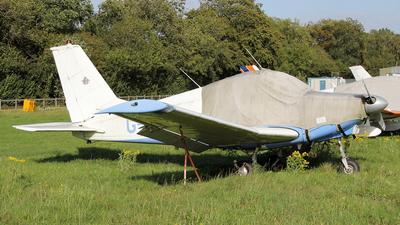 G-BJAV - Gardan GY-80-160 Horizon - Private