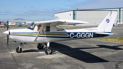 C-GGGN - Cessna 152 - Pacific Flying Club