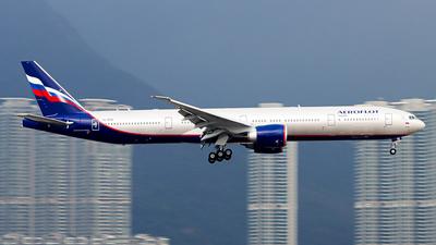 A picture of VQBFN - Boeing 777300(ER) - Aeroflot - © Jack Sin - HKPSA