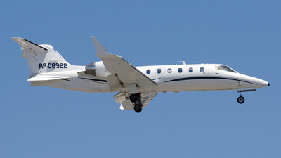 RP-C8922 - Bombardier Learjet 31A - Private