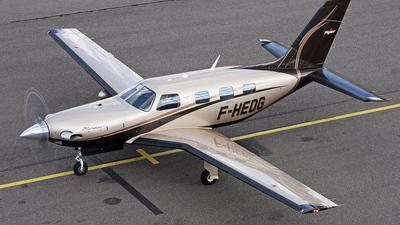 F-HEDG - Piper PA-46-500TP Malibu Meridian - Piper Aircraft