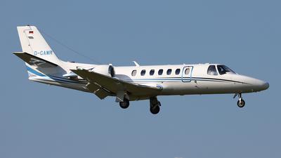 D-CAWR - Cessna 560 Citation Encore - Aerowest Flugcharter