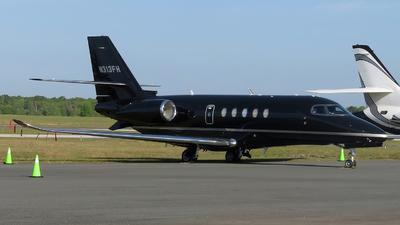 N313FH - Cessna Citation Latitude - Private