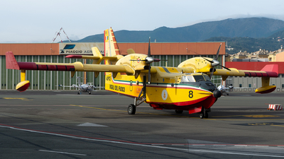 A picture of IDPCE - Canadair CL415 - [2009] - © Alessandro Maggia