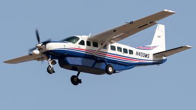 N409MS - Cessna 208B Grand Caravan EX - Private
