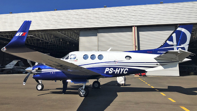 PS-HYC - Beechcraft C90GTx King Air - Private