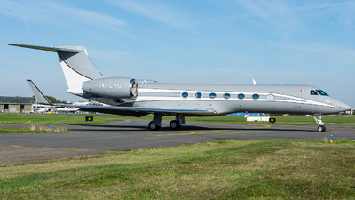 XA-CHG - Gulfstream G550 - Private