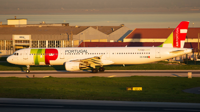 A picture of CSTJH - Airbus A321211 - TAP Air Portugal - © Rui Marques