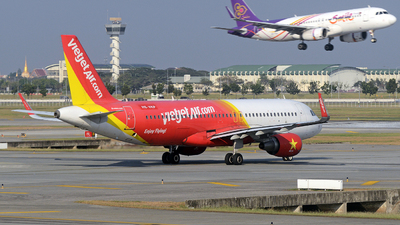 A picture of HSVKP - Airbus A320214 - VietJet Air - © Tek