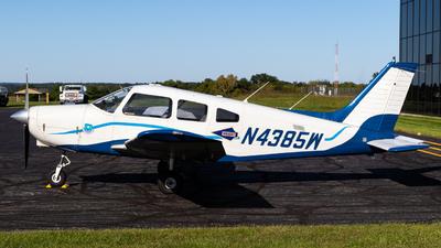 N4385W - Piper PA-28-161 Warrior II - Private