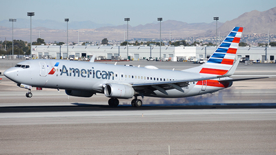 A picture of N976NN - Boeing 737823 - American Airlines - © Taxi_Way_