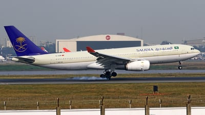 A picture of TCOCM - Airbus A330243 - Onur Air - © Raihan Ahmed