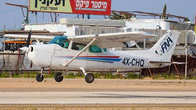 4X-CHQ - Cessna 172P Skyhawk II - FN Aviation