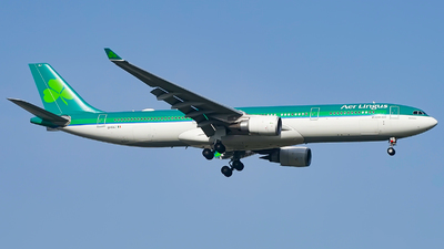 A picture of EIGAJ - Airbus A330302 - Aer Lingus - © Simon330lover