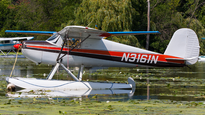 N3161N - Cessna 120 - Private