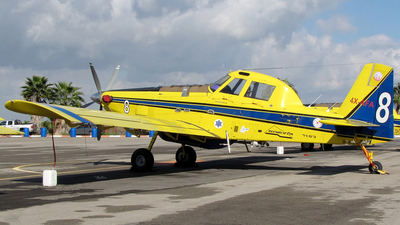 4X-AFA - Air Tractor AT-802 - Chim-Nir Aviation