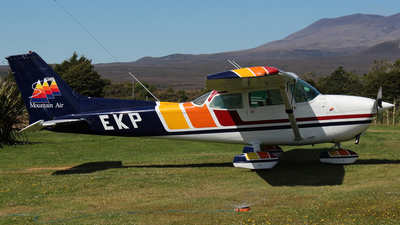 ZK-EKP - Cessna 172M Skyhawk - Mountain Air