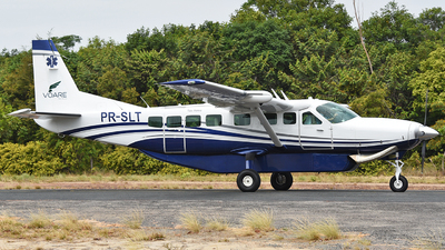 PR-SLT - Cessna 208B Grand Caravan EX - Voare Táxi Aéreo