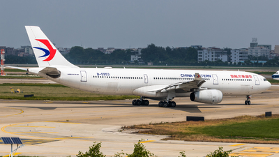 A picture of B5953 - Airbus A330343 - China Eastern Airlines - © ChaleLu