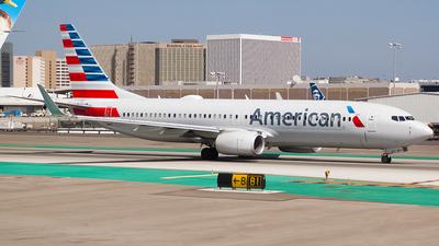 N886NN - Boeing 737-823 - American Airlines