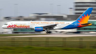 A picture of GLSAD - Boeing 757236 - [24397] - © Enda Burke