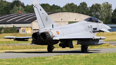 C.16-51 - Eurofighter Typhoon EF2000 - Spain - Air Force