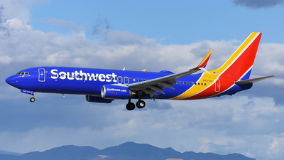 A picture of N8317M - Boeing 7378H4 - Southwest Airlines - © Taxi_Way_