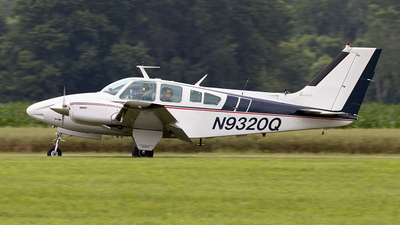 N9320Q - Beechcraft 95-B55 Baron - Private