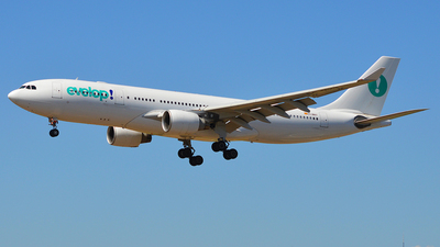 EC-MKT - Airbus A330-223 - Evelop Airlines