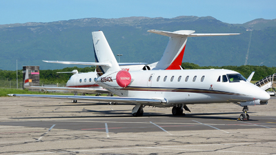 N394CK - Cessna 680 Citation Sovereign - Private