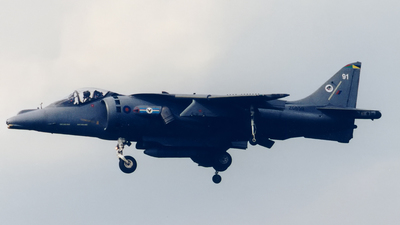 ZG859 - British Aerospace Harrier GR.7 - United Kingdom - Royal Air Force (RAF)